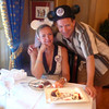"Have you ever heard of ""Club 33"" in Disneyland?  If not, Google it... what a unique place that hardly anyone knows even exists.  We were lucky to get an invite from a client of Shawn's in Vancouver who's a member... what a great Honeymoon gift!! :-)"