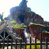 """Splash Mountain""... a great place to ""cool down"" when the California Sun gets too hot! :-)"