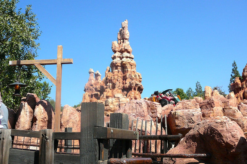 """Big Thunder Railroad""... now that's a fun ride!!"