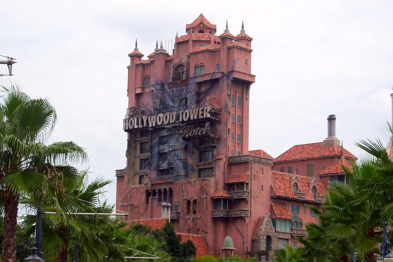 "And there's the infamous ""Tower of Terror""... another adrenaline-rushing ride! :-)"