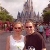"There's the World Famous ""Cinderella's Castle"" in the ""Magic Kingdom"" at ""Walt Disneyworld""."