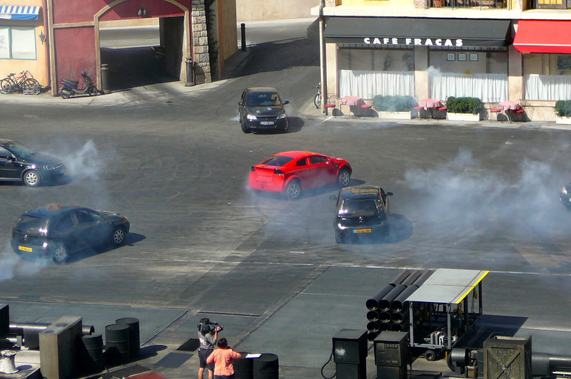 "Definitely one of the most popular & best shows at Hollywood Studios is the ""Lights, Motors, Action"" stunt show... make sure to check it out when there!"