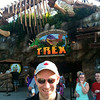 "Just about everytime we visit Disneyworld in Florida or Disneyland in California we eat at the ""Rainforest Cafe""... well, in Downtown Disney in Florida they now have their sister restaurant open, ""T-Rex"". Just as much fun as the ""Rainforest"", check it out next time you're there! :-)"