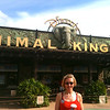 "For day 2 at Disneyworld we visited one of our favorite parks, ""Animal Kingdom""."