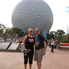 Today we spent the today playing at Epcot in Walt Disney World... F.U.N!! :-)