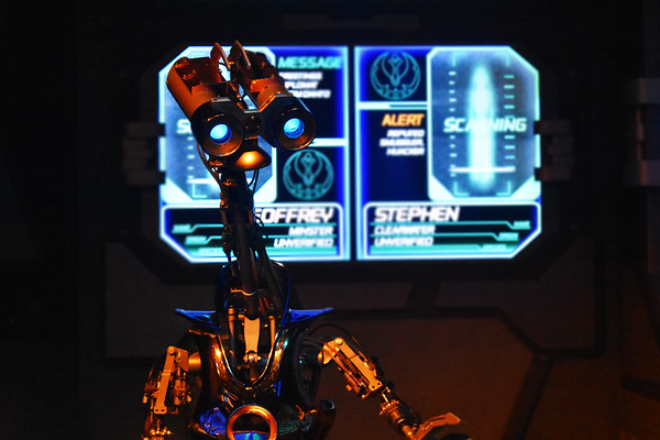 Star Tours G2 Droid