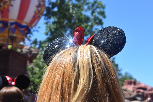 Sparkling Mickey Ears