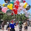 Balloon Seller at Hollywood Studios