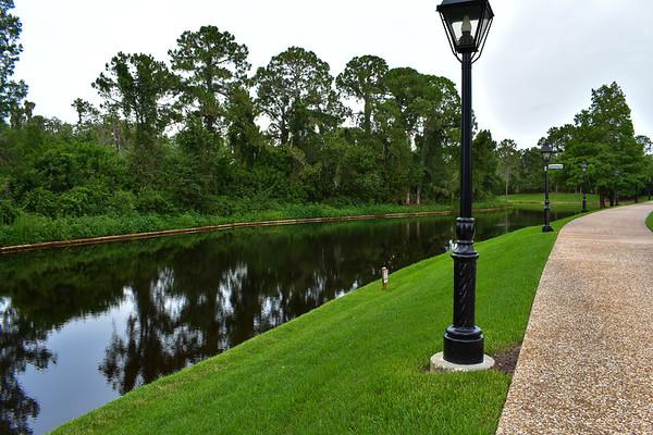 Riverside Walk in Port Orleans