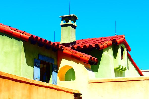 Rooftop in Adventureland