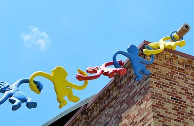 Barrel of Monkeys at Pixar-Hollywood Studios