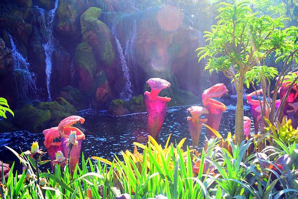 Flora of Pandora