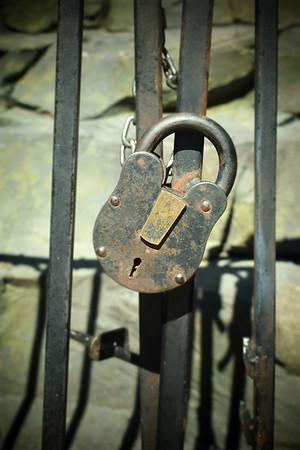 Gate Outside Beast's Castle