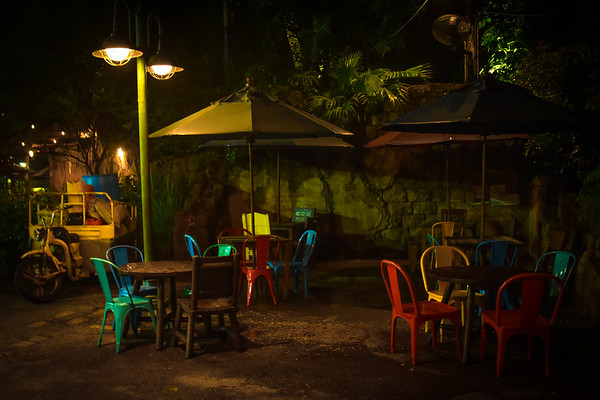 Quiet Plaza, Late Night Animal Kingdom
