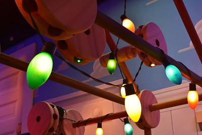 Toy Story Midway Mania Queue