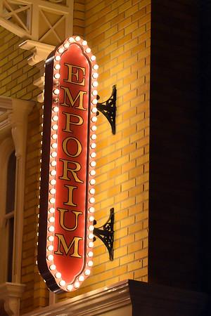 The Emporium on Main Street USA