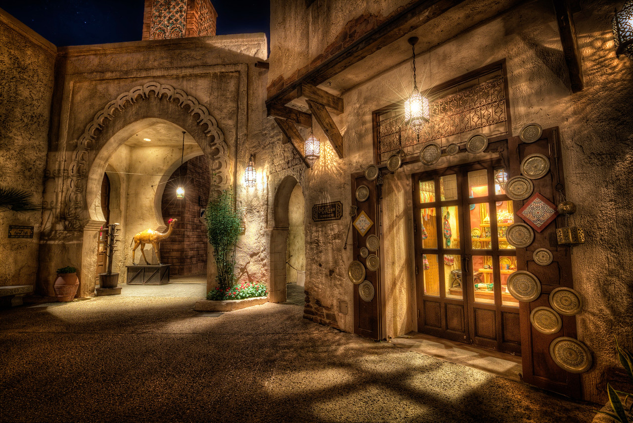 Morocco after Dark