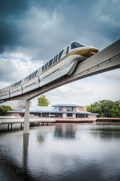 The Gold Monorail