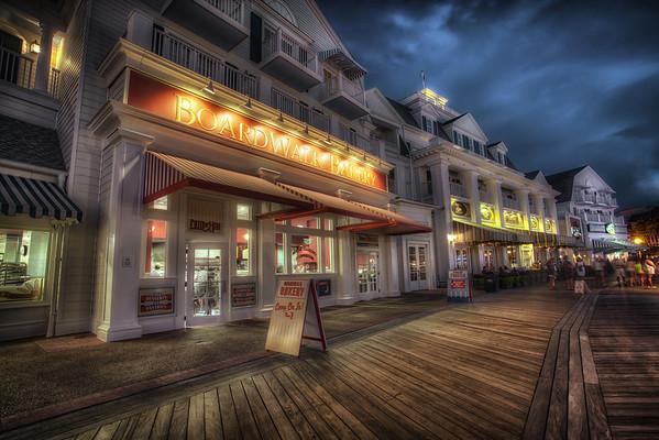 The Boardwalk Bakery