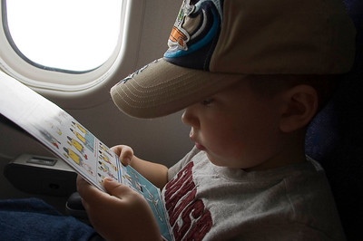 Airplane Ride and Cocoa Beach