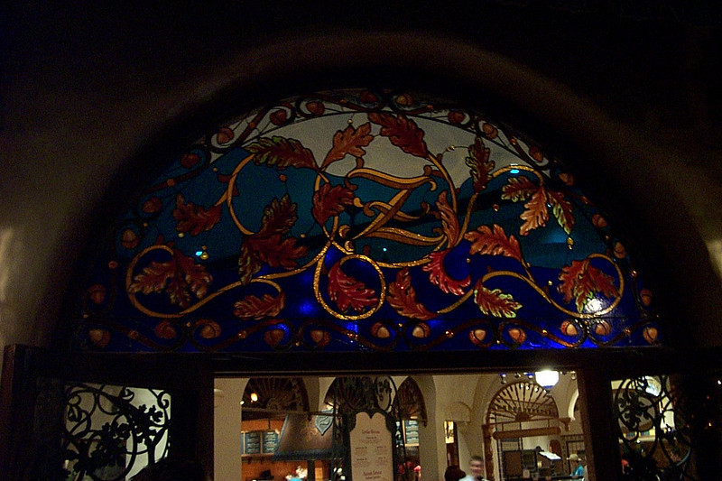 Disneyland - Rancho del Zocalo