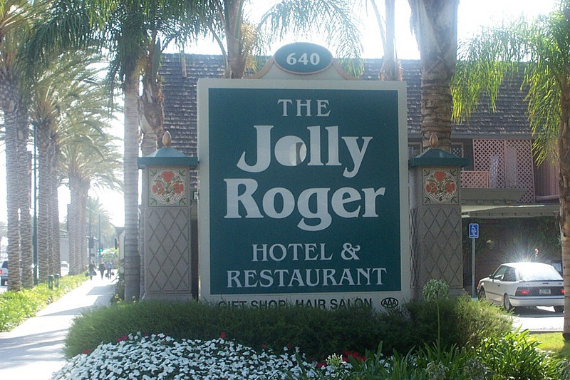 The Jolly Roger Hotel - Anaheim, CA