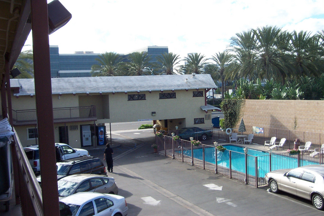 Alpine Motel - Anaheim, CA