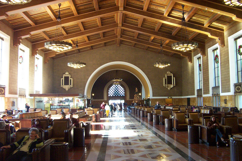 Union Station - Los Angeles, CA