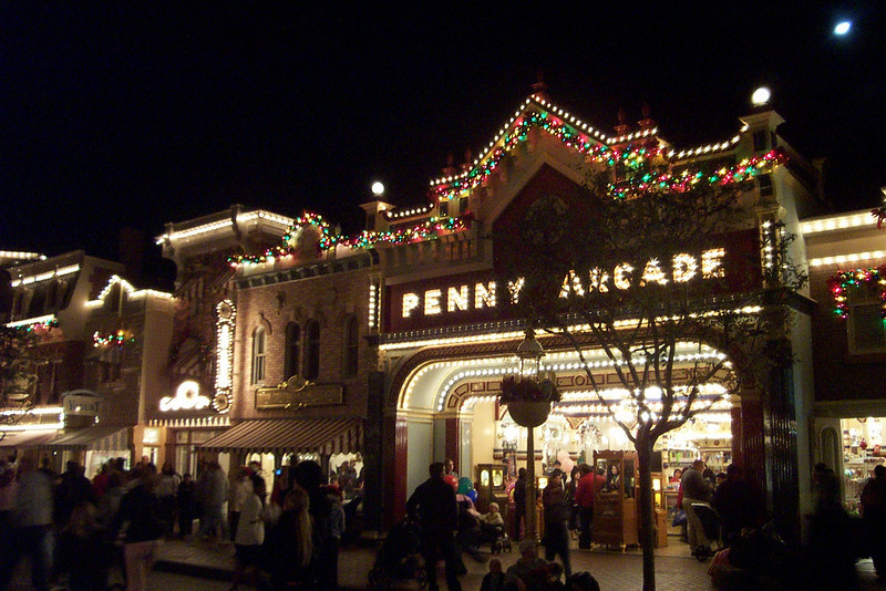 Disneyland - Main Street, USA