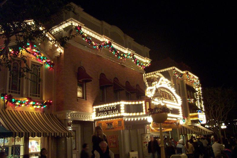 Disneyland - Main Street, USA