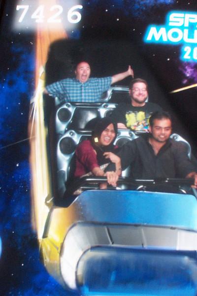 Disneyland - Fantasmic!