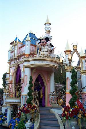 Part 1 - Disneyland