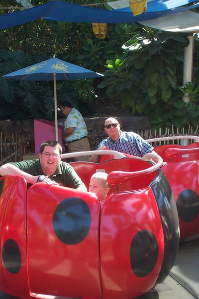 Disney's California Adventure - A Bug's Land