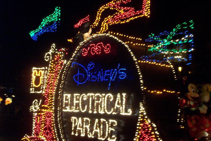Disney's California Adventure - Disney's Electrical Parade