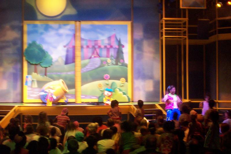 Disney's California Adventure - Playhouse Disney Live!