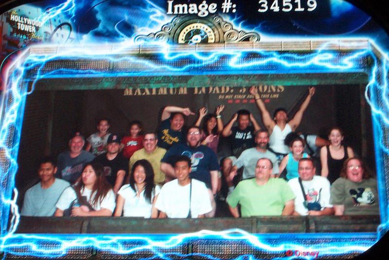 Disney's California Adventure - Twilight Zone Tower of Terror