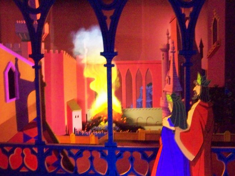 Disneyland - Sleeping Beauty Castle Walk-thru