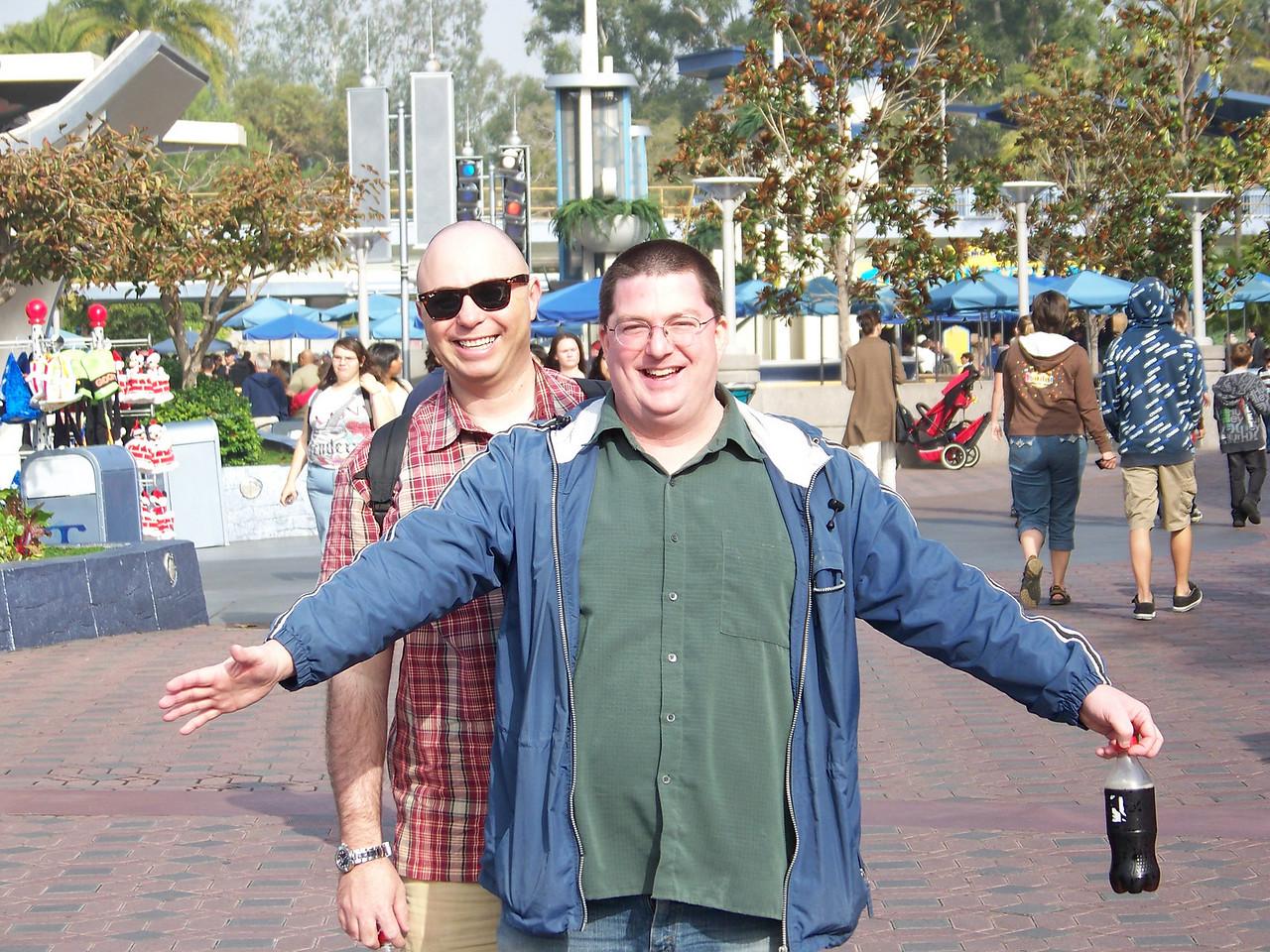 Disneyland - Tomorrowland