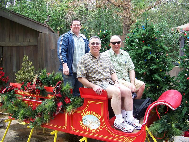 Disneyland - Santa's Reindeer Round-Up