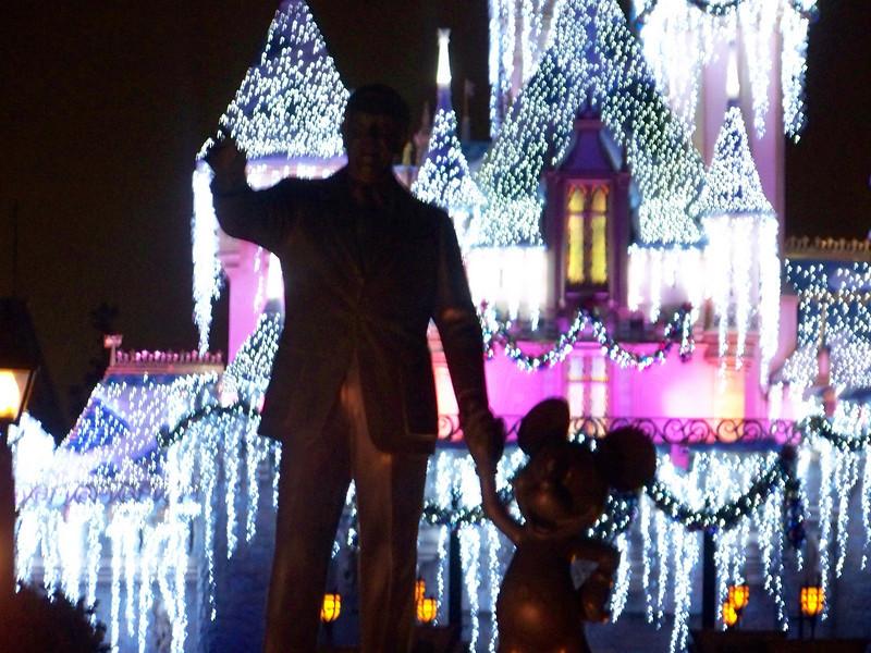 Disneyland - Sleeping Beauty Castle