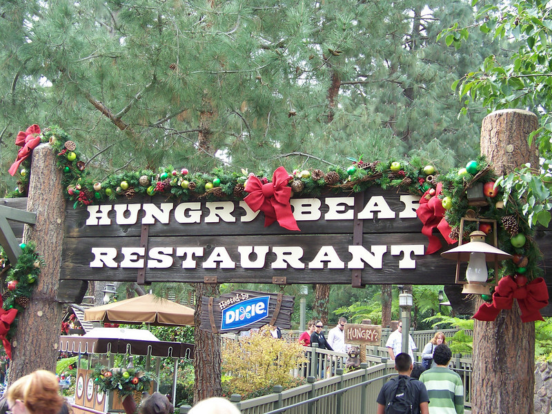 Disneyland - Critter Country