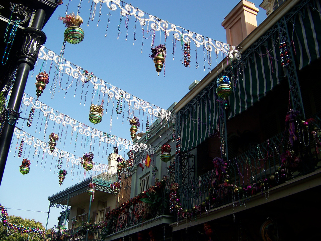 Disneyland - New Orleans Square