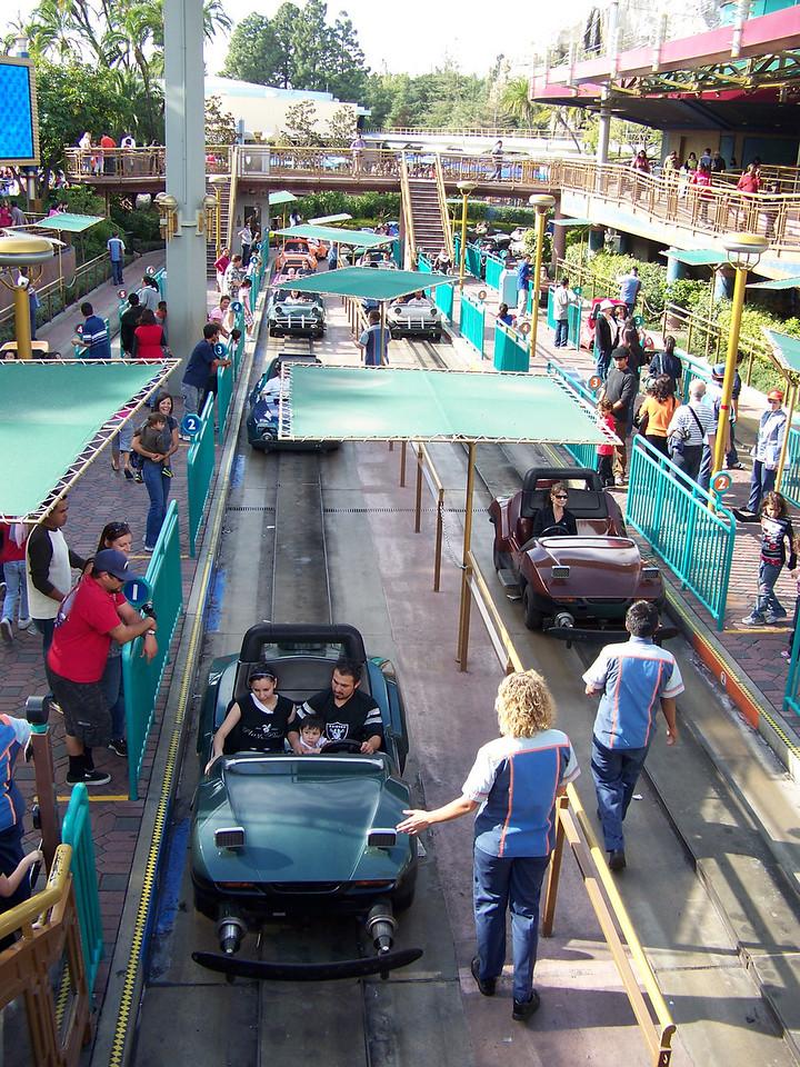 Disneyland - Autopia