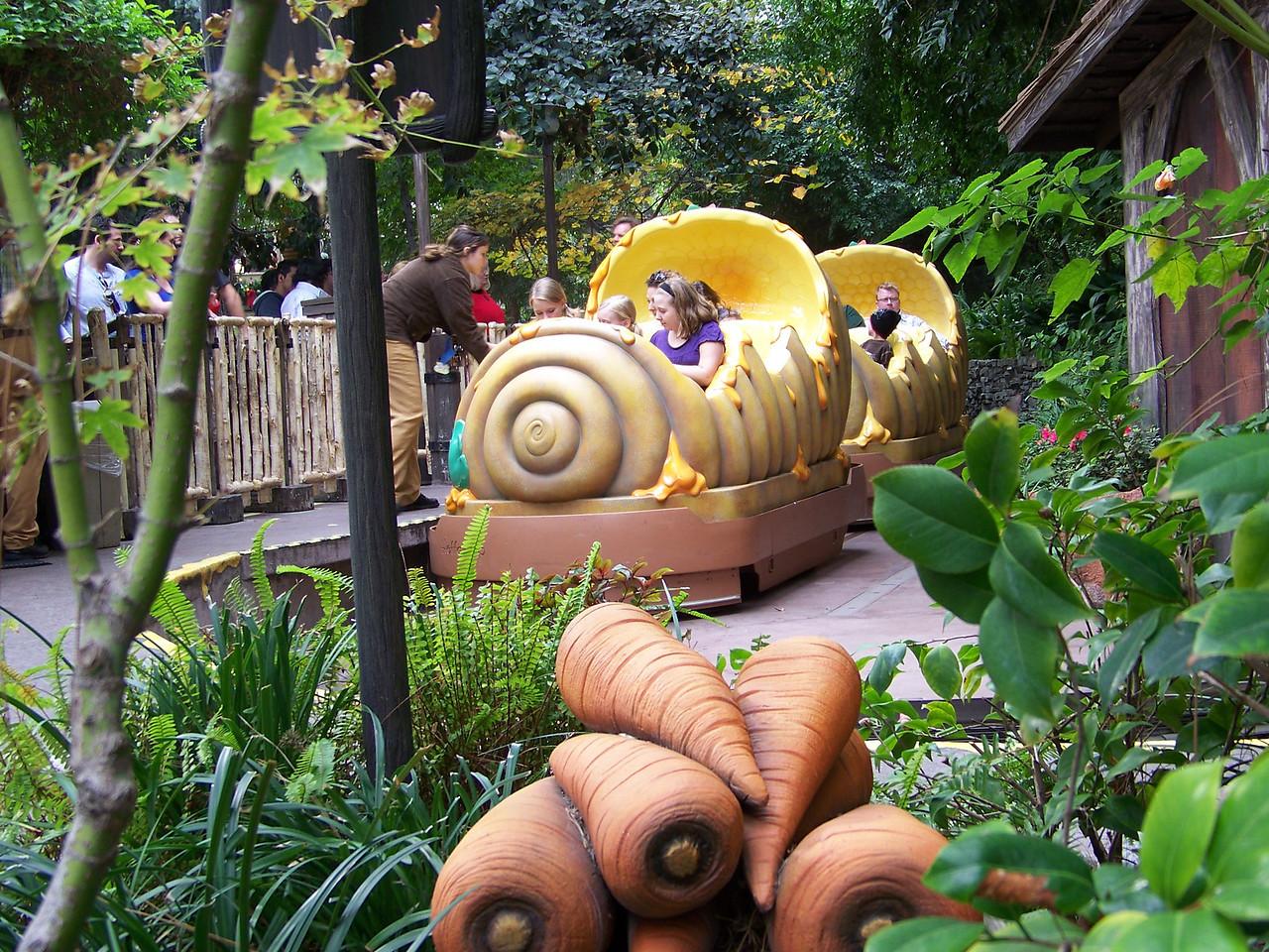 Disneyland - The Many Adventures of Winnie the Pooh