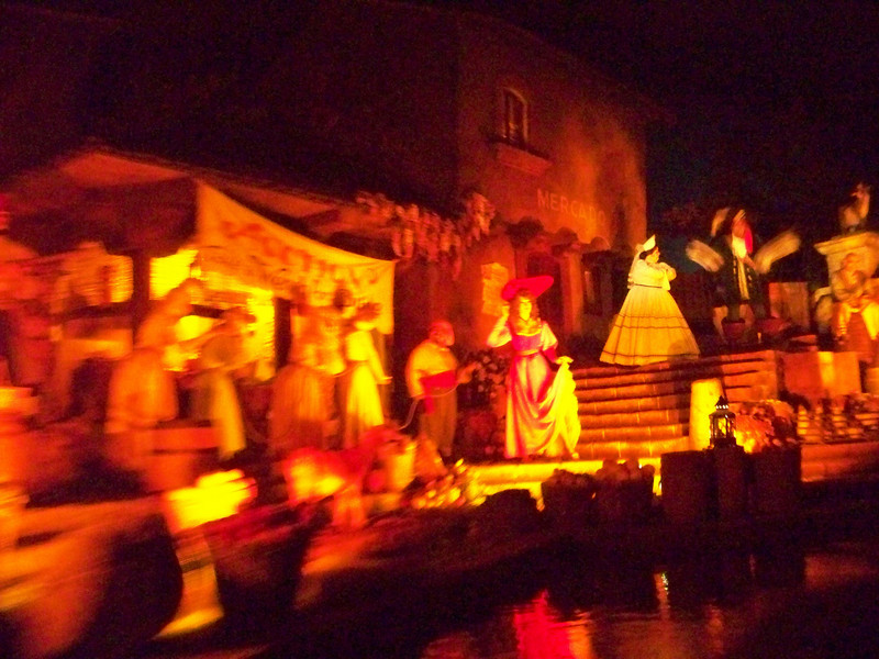 Disneyland - Pirates of the Caribbean