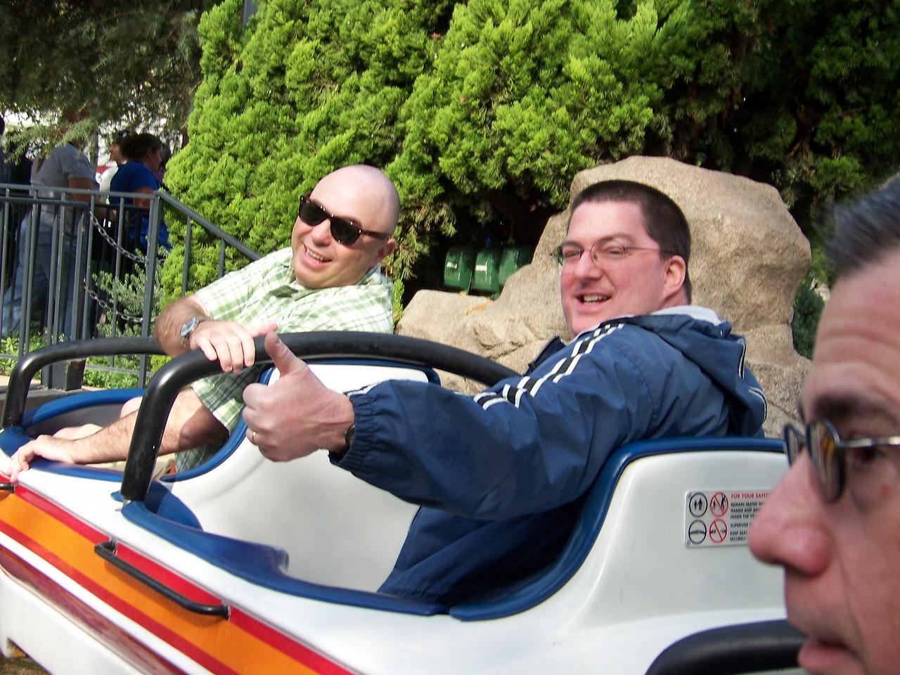 Disneyland - The Matterhorn