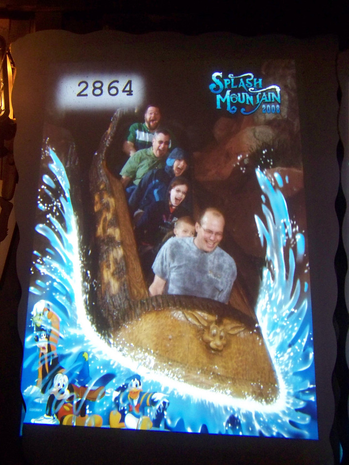 Disneyland - Splash Mountain
