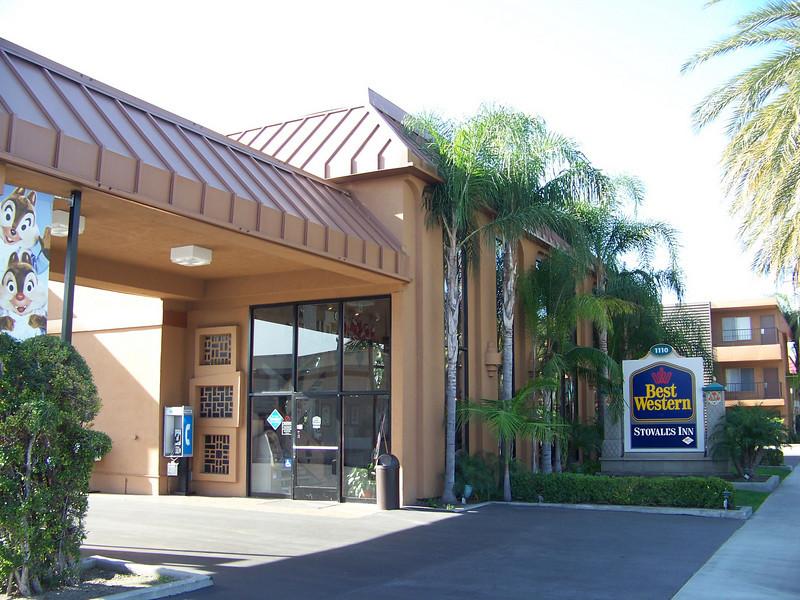 Best Western Stovall's Inn - Anaheim, CA