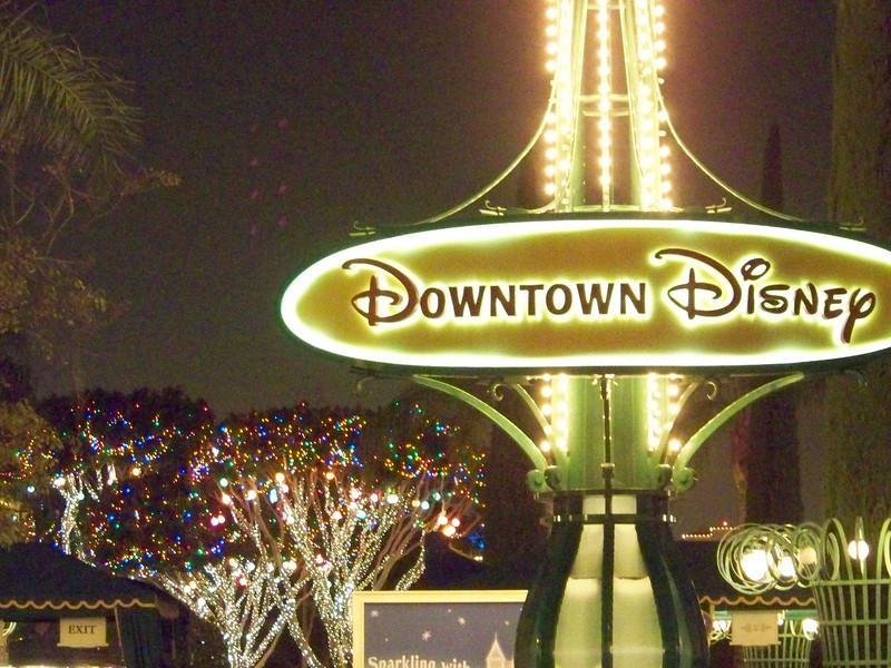 Disneyland Resort - Downtown Disney
