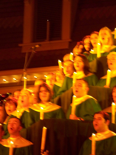 Disneyland - Candlelight Processional